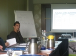 Work on the Peer Support Manual in Amsterdam
