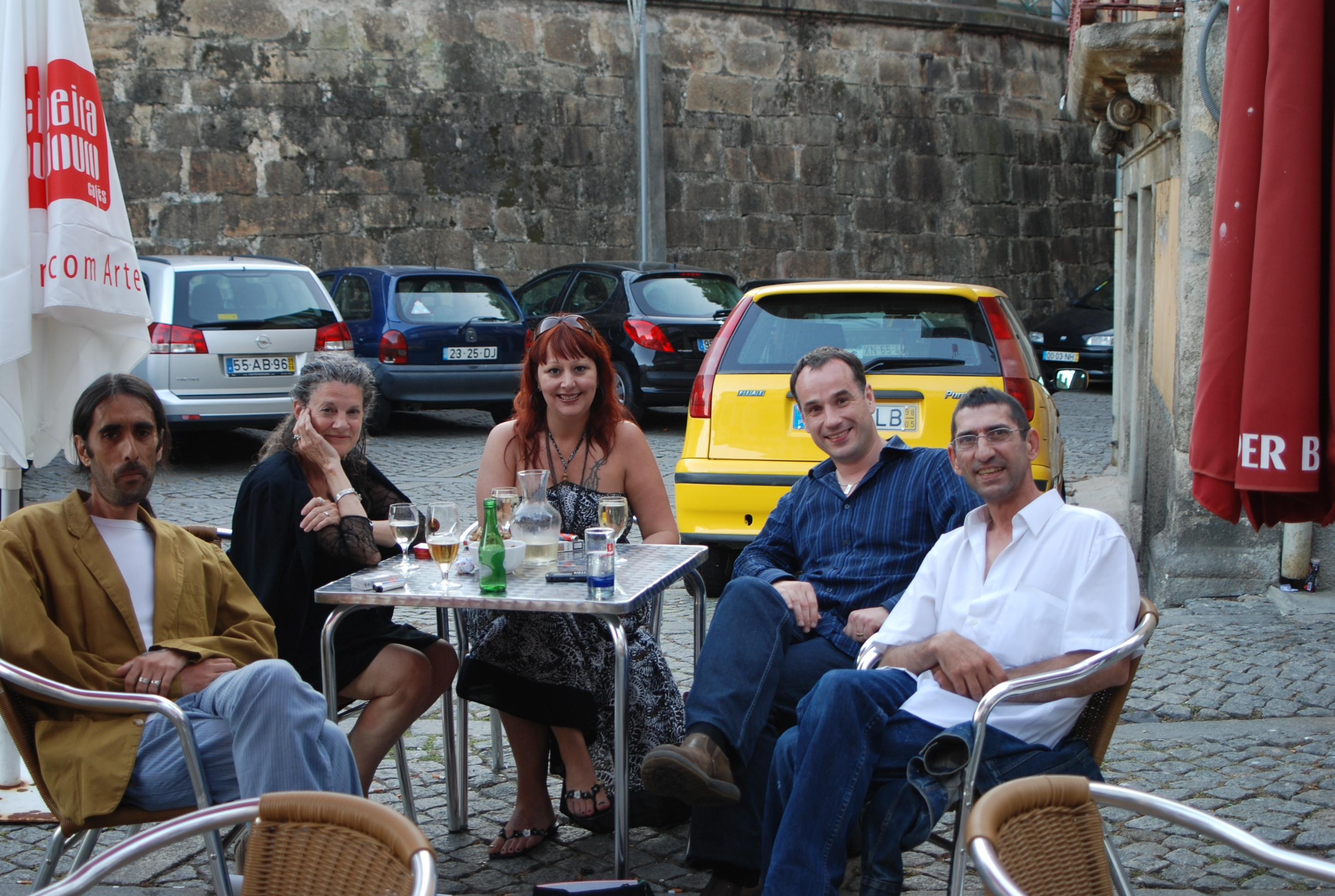 Sex Workers and Junkies Networking in Porto | INPUD's International