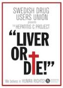 Swedish Drug Users Union Hep C campaign