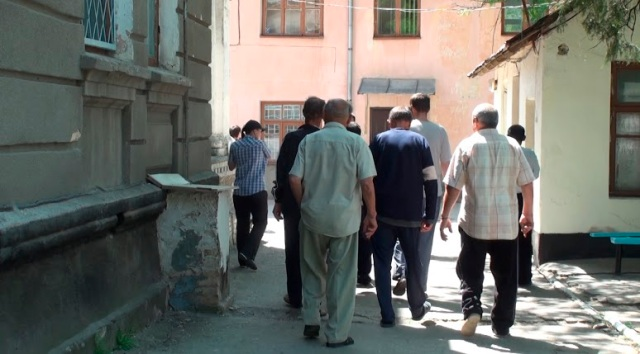 OST Patients walking away having consumed their last dose of methadone...