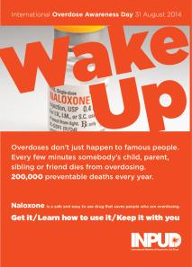INPUD's Naloxone Campaign